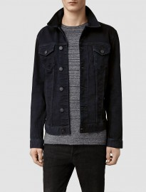 Allsaints Cormorant Denim Jacket