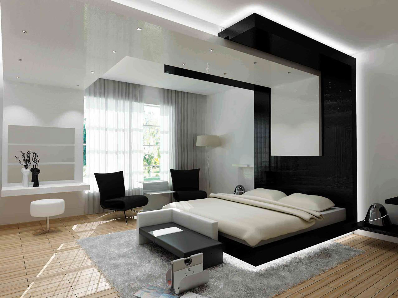 The Most Stylish And Modern Bedroom Ideas