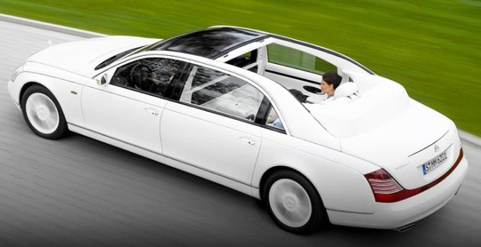 Maybach's Most Expensive Cars in 2015 – Wow Amazing