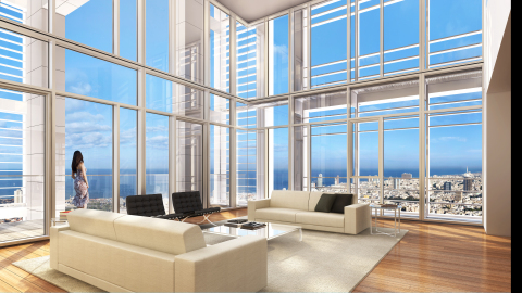 Meier Penthouse on Rothschild- Tel Aviv, Israel