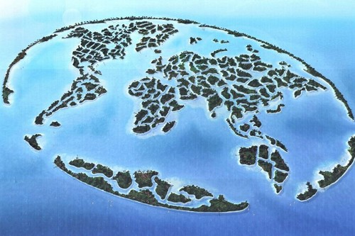 The World artificial Islands
