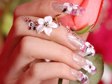50 amazing 3d nail art designs you need to try wow amazing 50 amazing 3d nail art prinsesfo Image collections