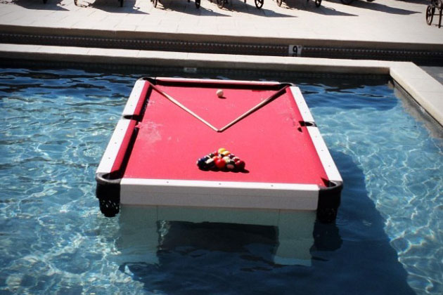 Waterproof Pool Table 2
