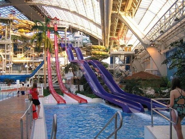 World Water Park Canada