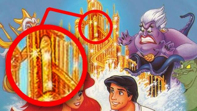 12 Dirty Jokes in Disney Movies That Flew Over Your Head ...  |Dirty Disney Movie Case