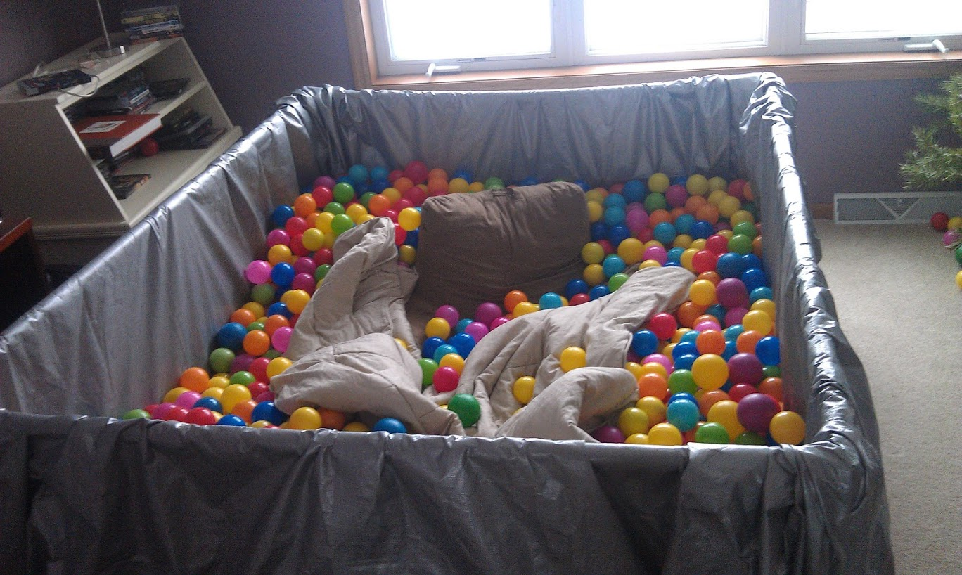 Any Fast Food Restaurants Have Ball Pits In Them