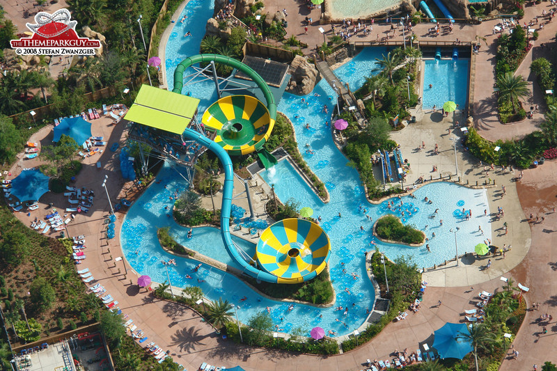 Aquatica Orlando The World S Most Visited Water Park