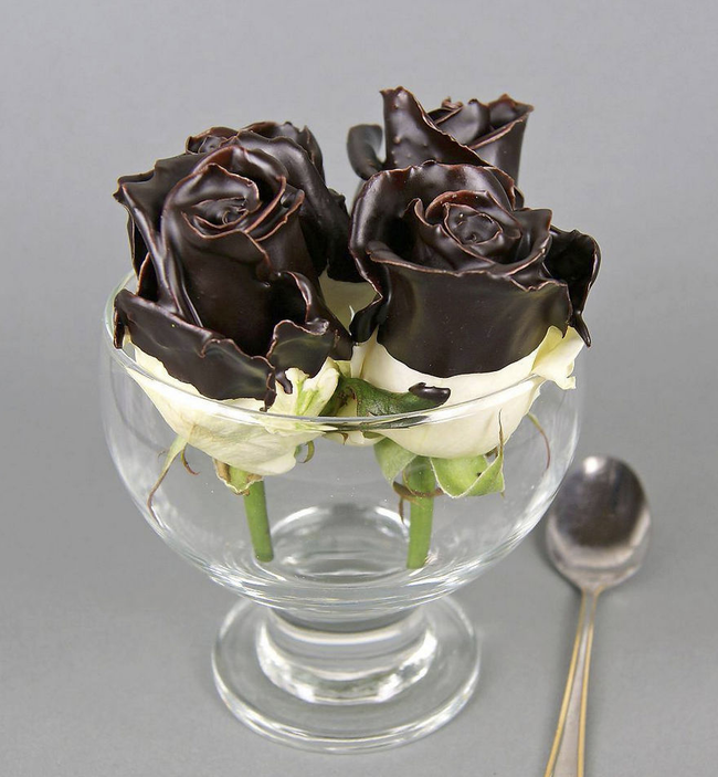 chocolate art and craft