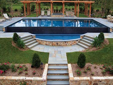 Charmant Top Designer Pools And Spas ...