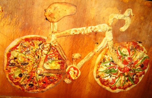 Bike Pizza