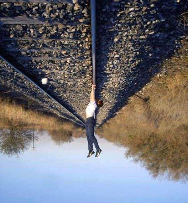 Amazing Com: 63 Absurd Forced Perspective Photos
