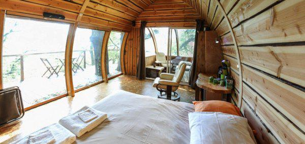 incredible tree houses treehouses 13 Live off the grid in a treehouse of your dreams (30 Photos)