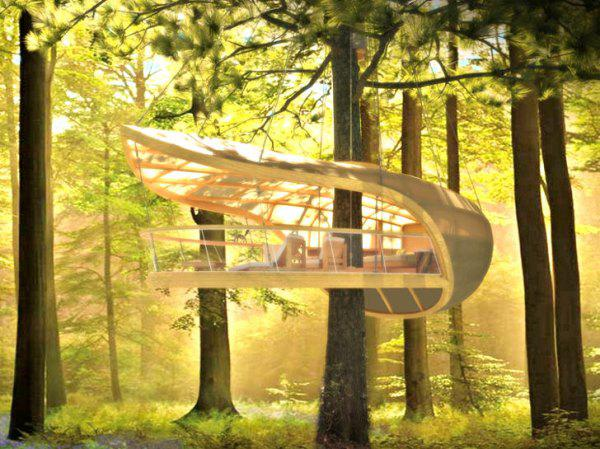 incredible tree houses treehouses 21 Live off the grid in a treehouse of your dreams (30 Photos)
