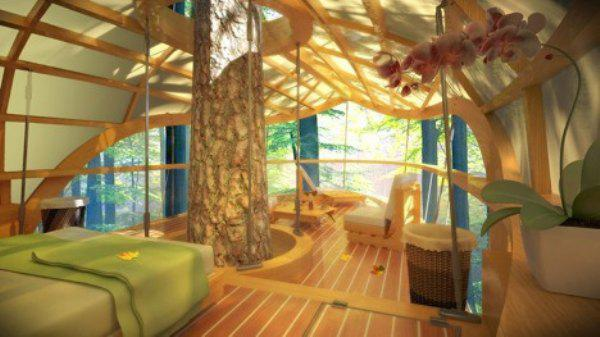 incredible tree houses treehouses 22 Live off the grid in a treehouse of your dreams (30 Photos)