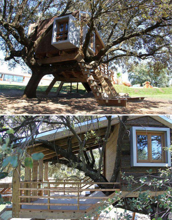incredible tree houses treehouses 27 Live off the grid in a treehouse of your dreams (30 Photos)