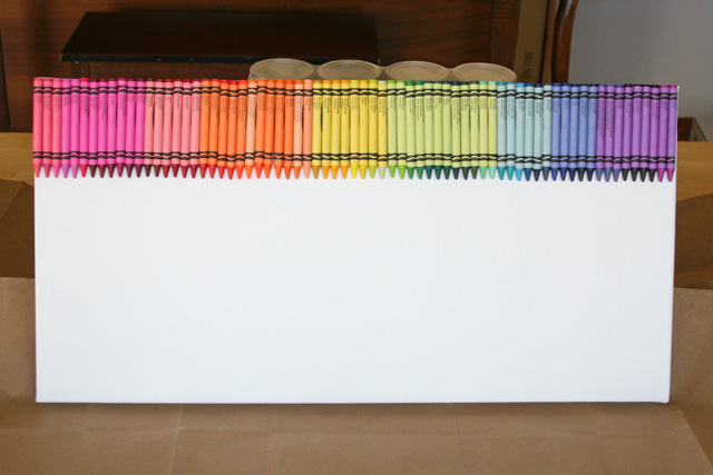 Do it yourself melted crayon wall art wow amazing 3 solutioingenieria Image collections