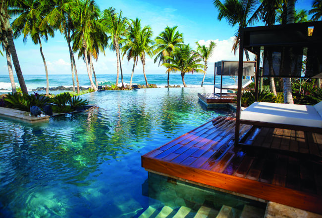Top 10 Resorts Around The World