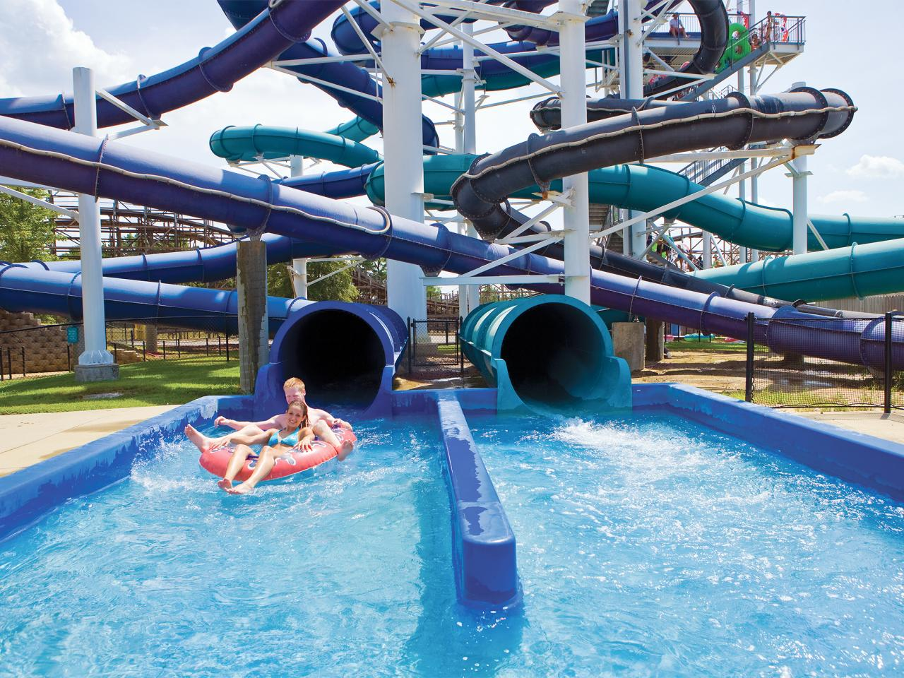 Americas Top 18 Water Parks  Wow Amazing