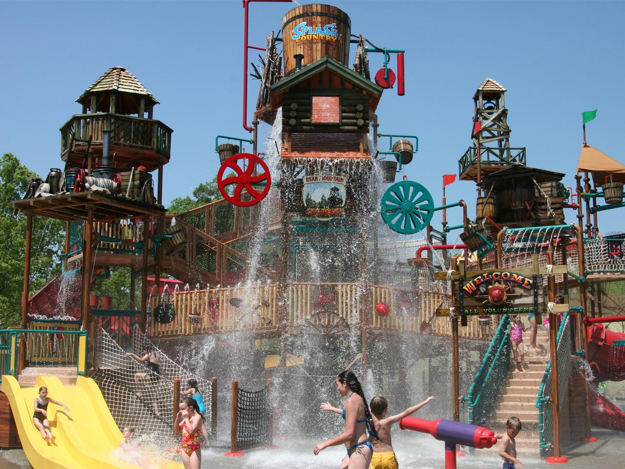 America S Top 18 Water Parks Wow Amazing