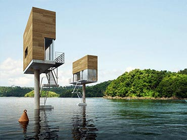 Unconventional Living : These Houses Take Architecture to an Unconventional Level ...