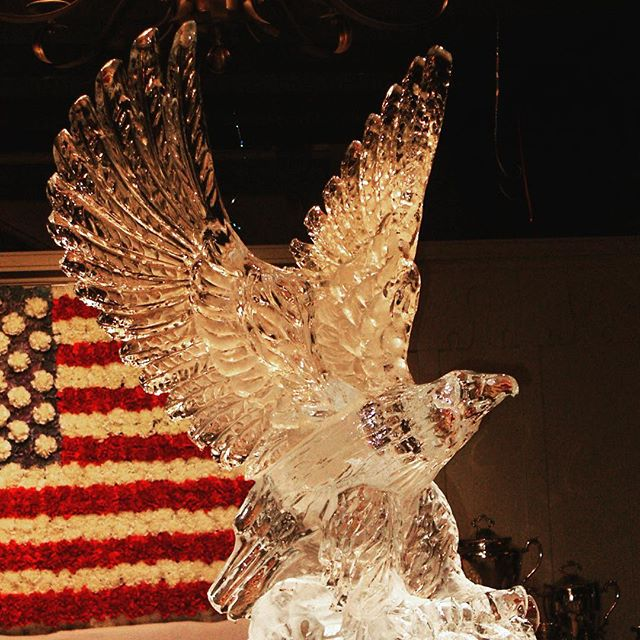 Instagram media creative_ice - Happy Fourth of July! #icesculpture #creativeice #America
