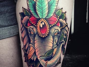 Exotic Animal Tattoos That Will Inspire You To Get Inked Wow Amazing