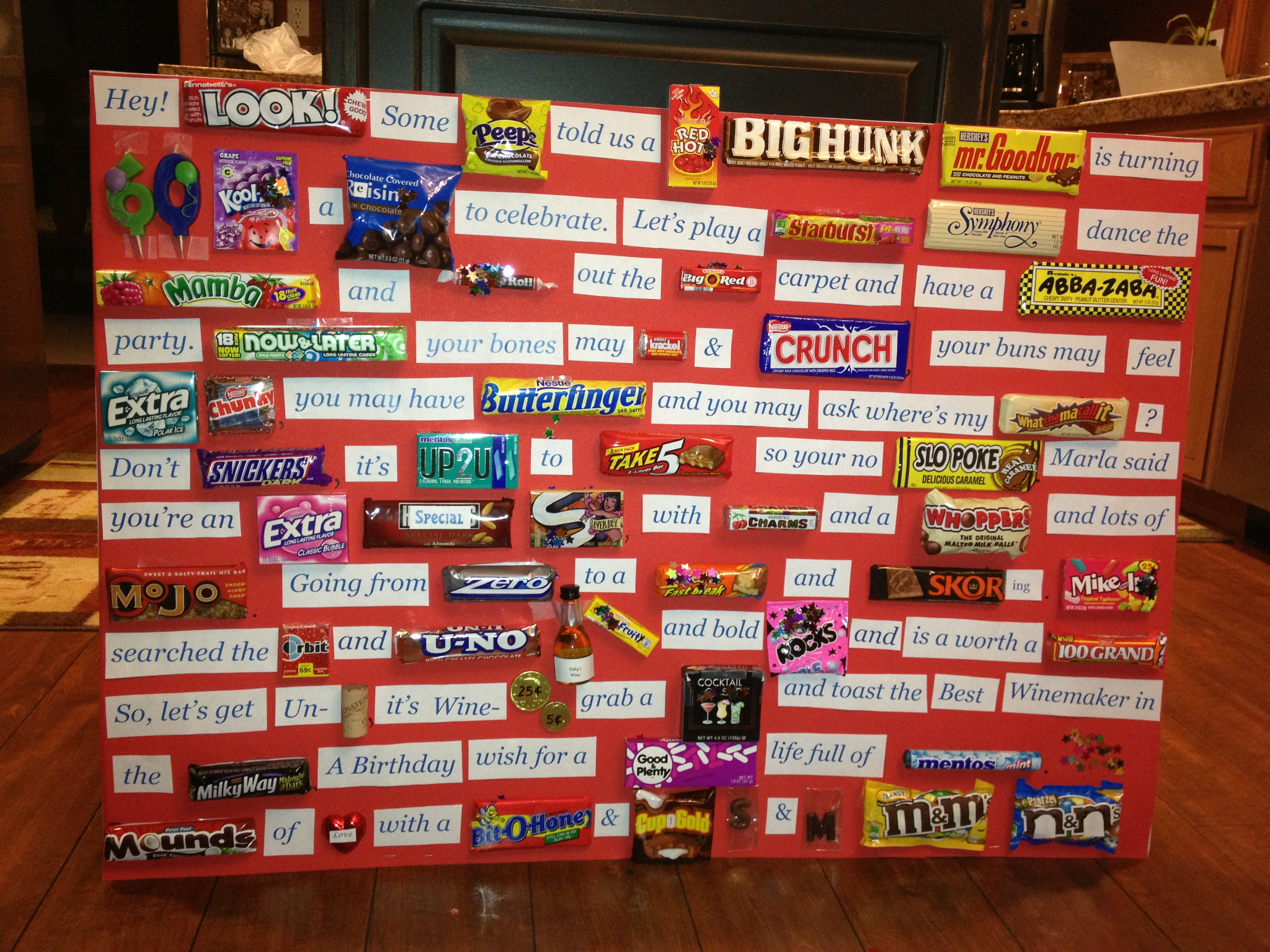 9 cheap diy graduation gifts theyll actually use wow amazing 4 candy gram bookmarktalkfo Images