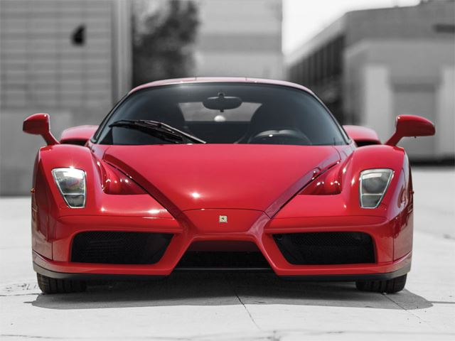 The Final Ferrari Enzo Ever Built Is Going To Sell For An Absolutely Bonkers Price