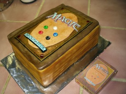 40 cake ideas that are simply stunning wow amazing this cake for the cards fanatic bookmarktalkfo Image collections