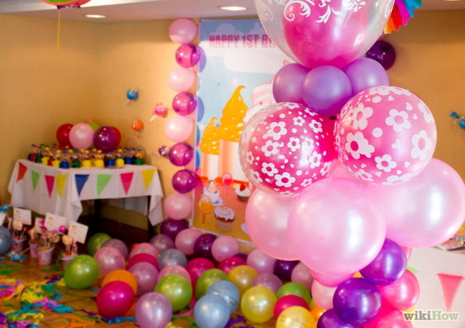 How To Make The Perfect Birthday Balloon Avalanche Wow