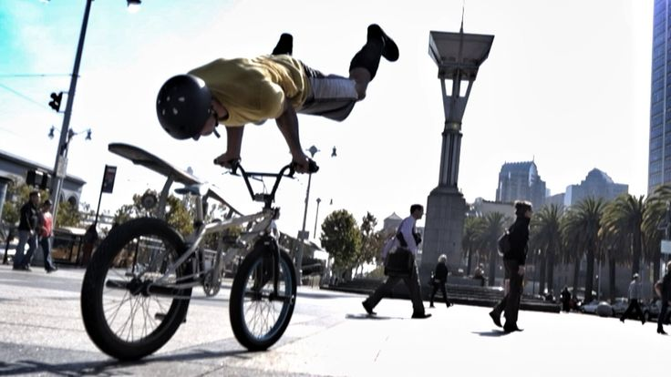 Extrem stylisches BMX / Bike Vid in San Francisco mit Tim Knoll Jeremy VanSchoonhoven, Zak Maeda, Casey Holm und William Hendrickson!: Extreme Videos, Cool Bike, Sanfrancisco, Bike Stunts, Bike Tricks, Bike Parkour, Bmx Bike, San Francisco, Parkour Street