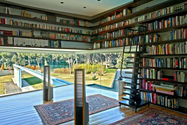 modern home library interior design the most beautiful home libraries around the world wow 25165