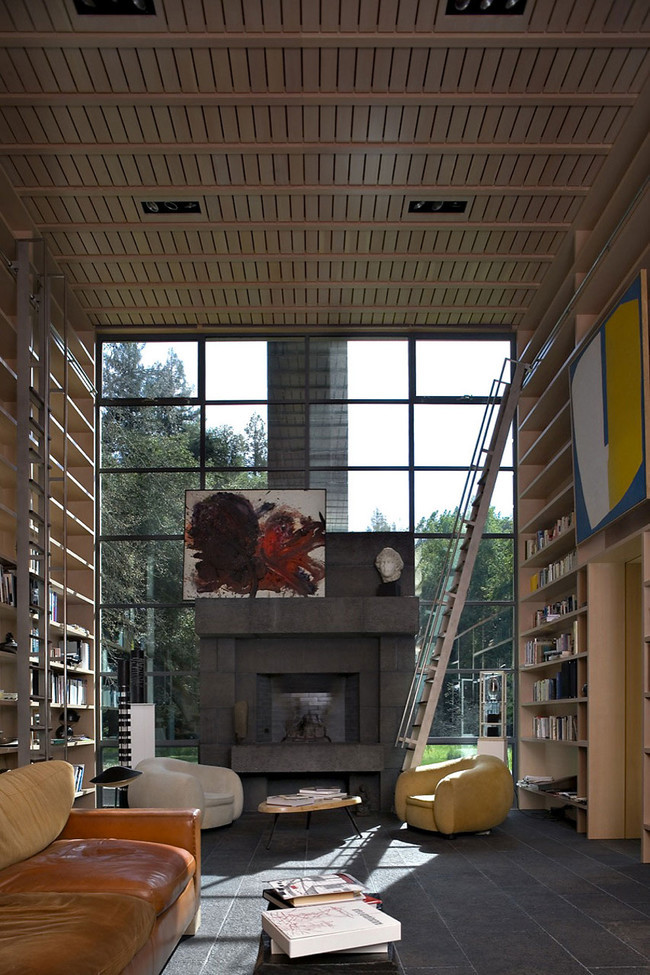 Amazing Home Libraries: The Most Beautiful Home Libraries Around The World