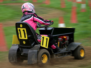 Extreme Lawn Mower Racing In Action Wow Amazing