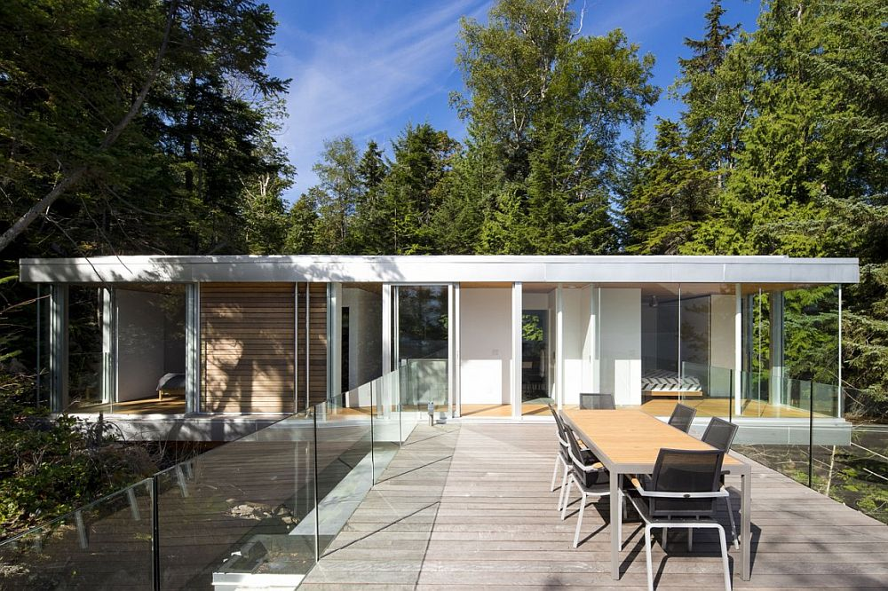 Gambier Island House2