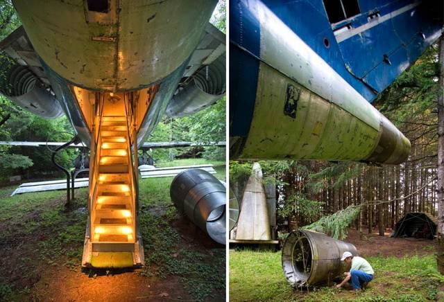 Man-Lives-In-A-Boeing-727-In-The-Middle-Of-The-Woods1