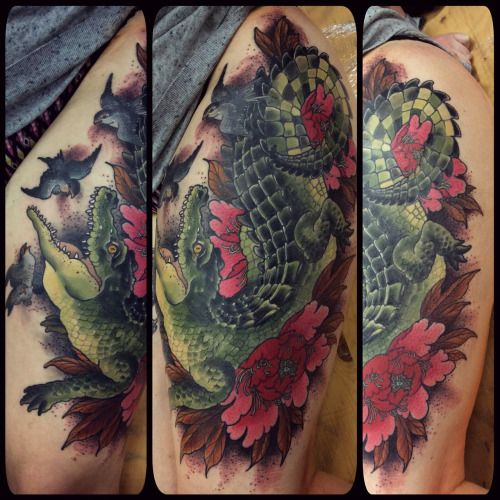Exotic Animal Tattoos ...