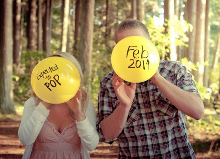 the most clever and funny pregnancy announcements ever oh baby