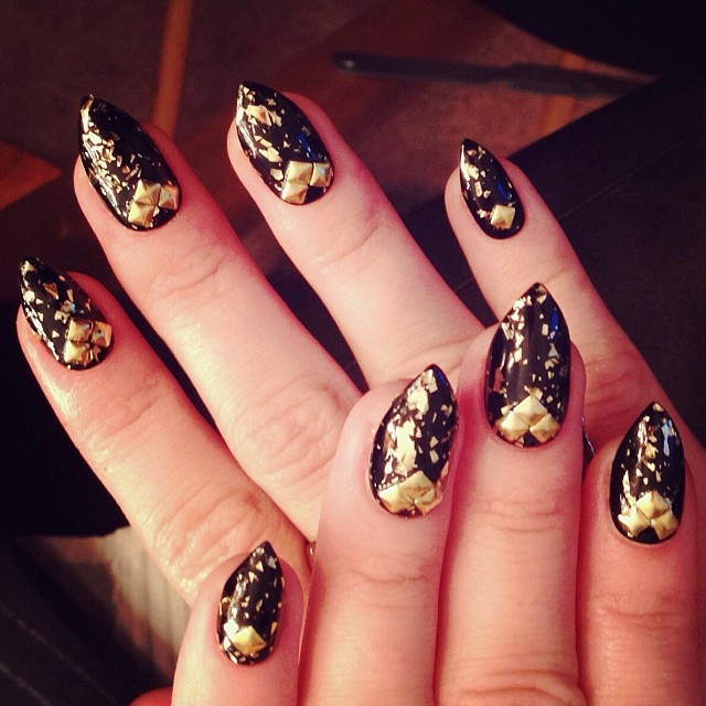 Celebrity Nail Artist: Most Attractive Celebrity Nail Art On The Web