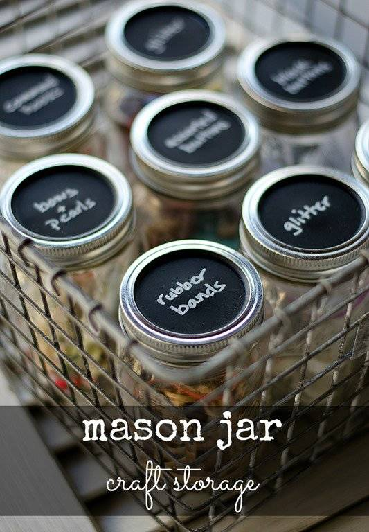 Mason Jar Crafting