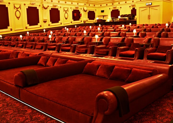 Bed Theaters The Ultimate Form Of Comfort And Relaxation Wow