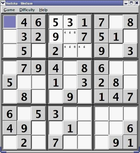 You or someone in your family was obsessed with Sudoku puzzles