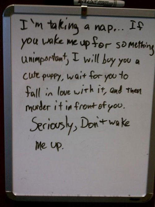24 of the Funniest Notes Left By Roommates - Wow Amazing