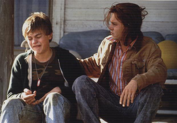 Leonardo Dicaprio what's eating gilbert grape