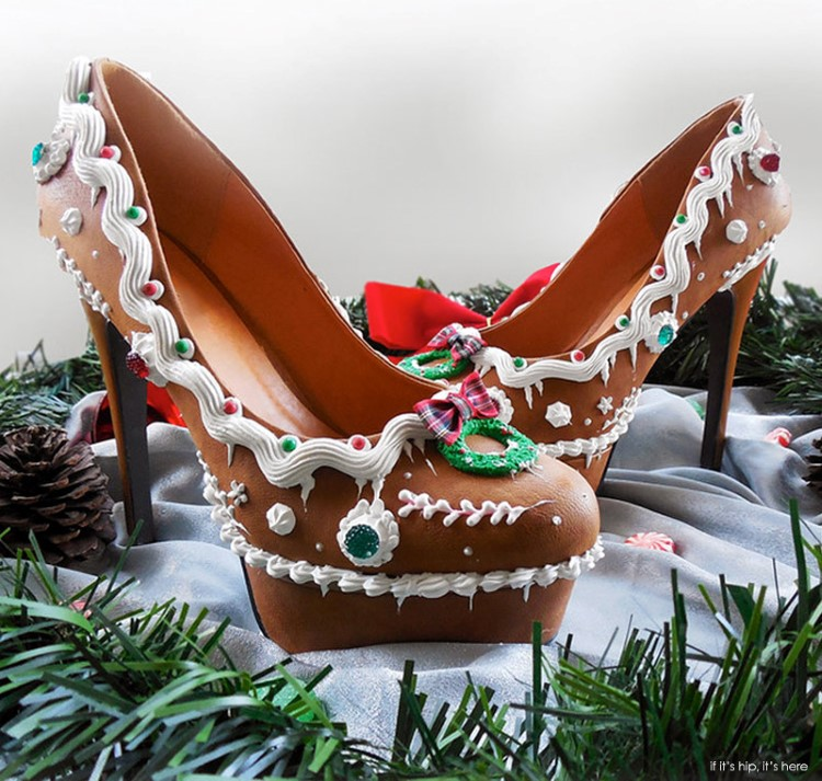 gingerbread-pumps