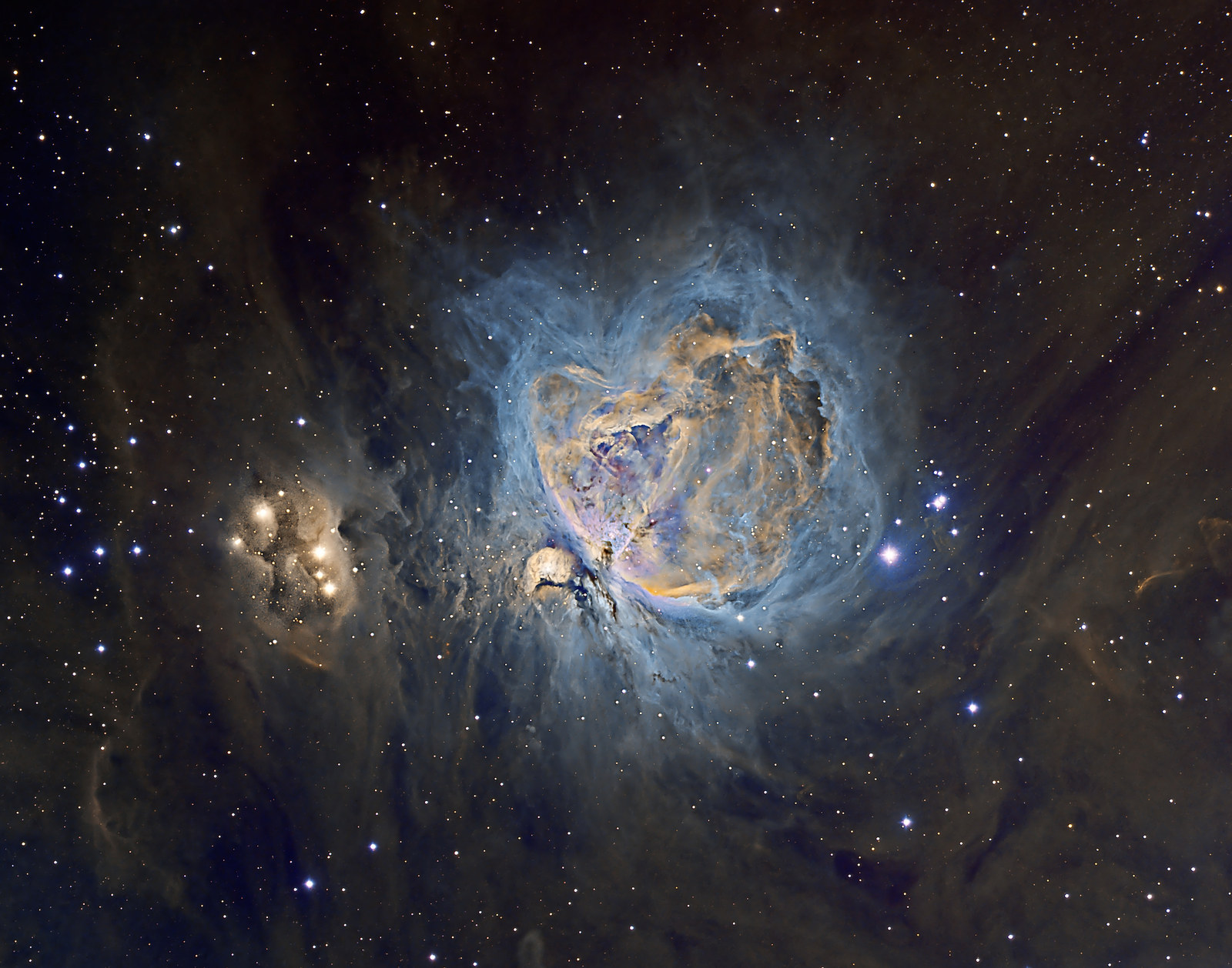 "7. ""M42 Subtle V1"", by Patrick Gilliland, UK"