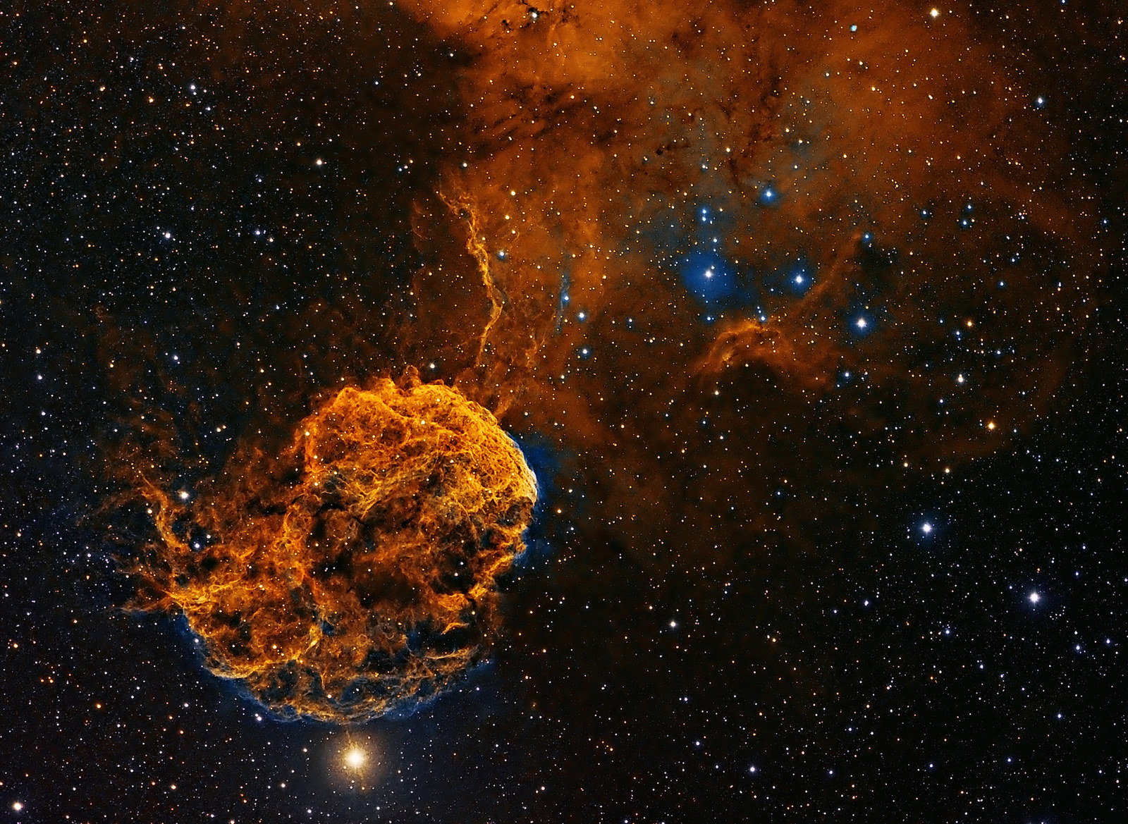 "10. ""IC443"", by Patrick Gilliland, UK"