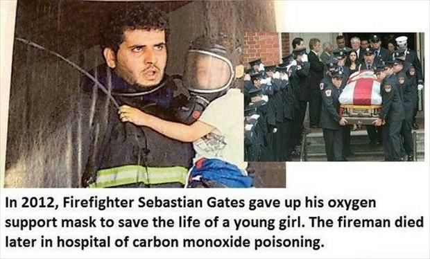 Restore Your Faith In Humanity Fireman