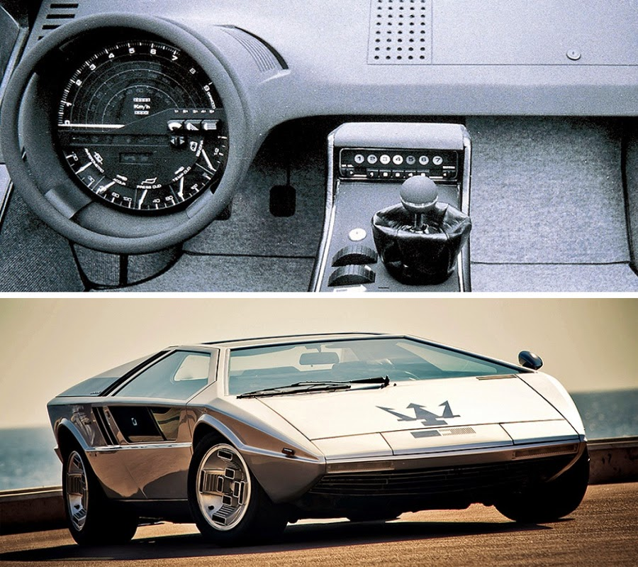 Bizarre and Futuristic Concept Cars of the 70s and the 80s – Wow