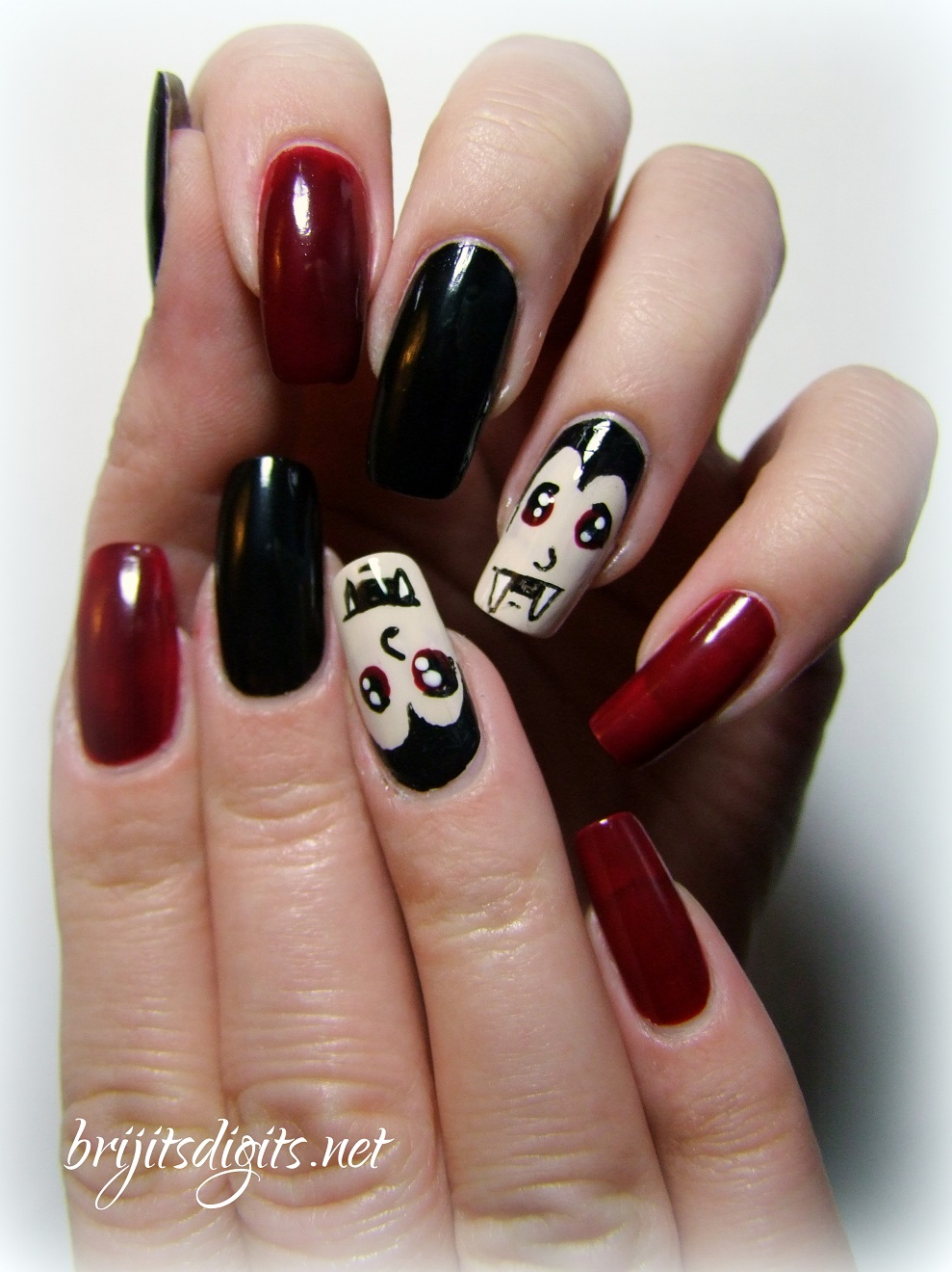 15 Super Hero Nail Art Ideas – Wow Amazing